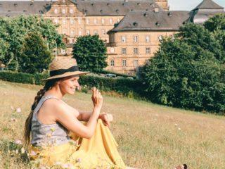 Kloster Banz Wiese