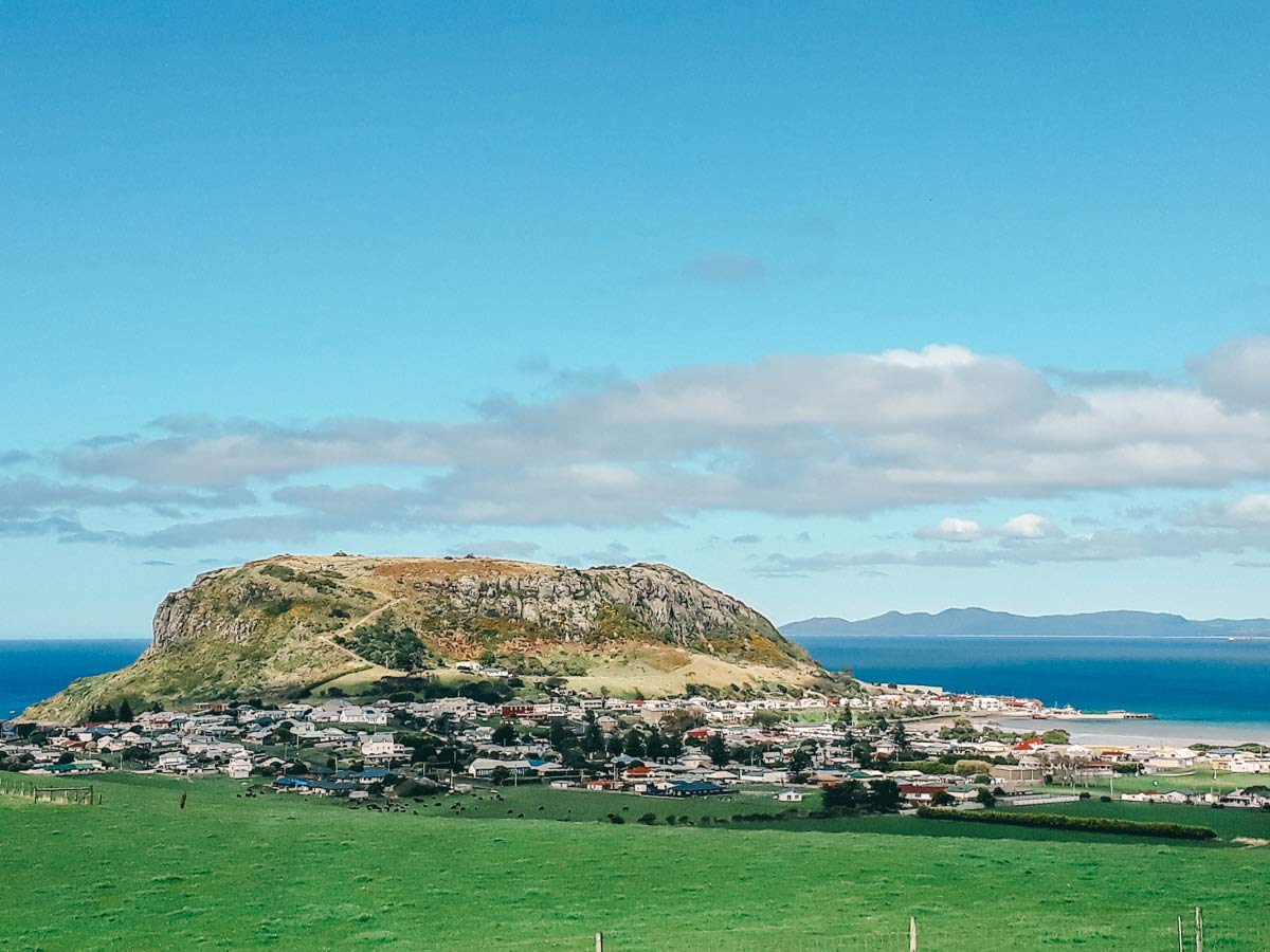 Nordwesten Tasmanien Rundreise
