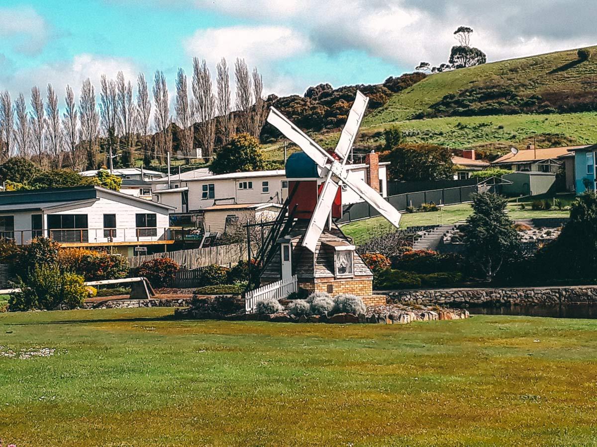 Nordwesten Tasmanien