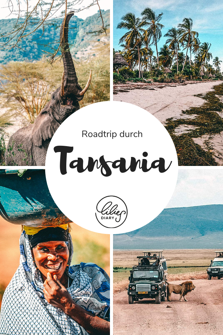 Tansania Roadtrip