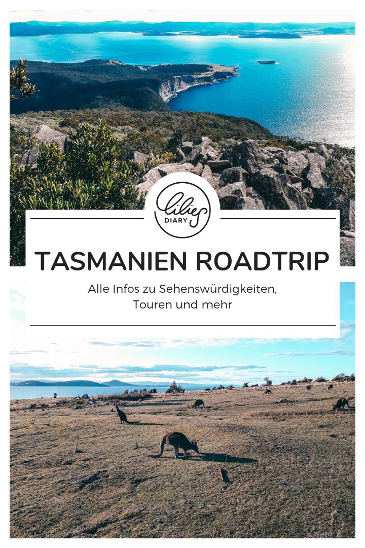 Tasmanien Roadtrip