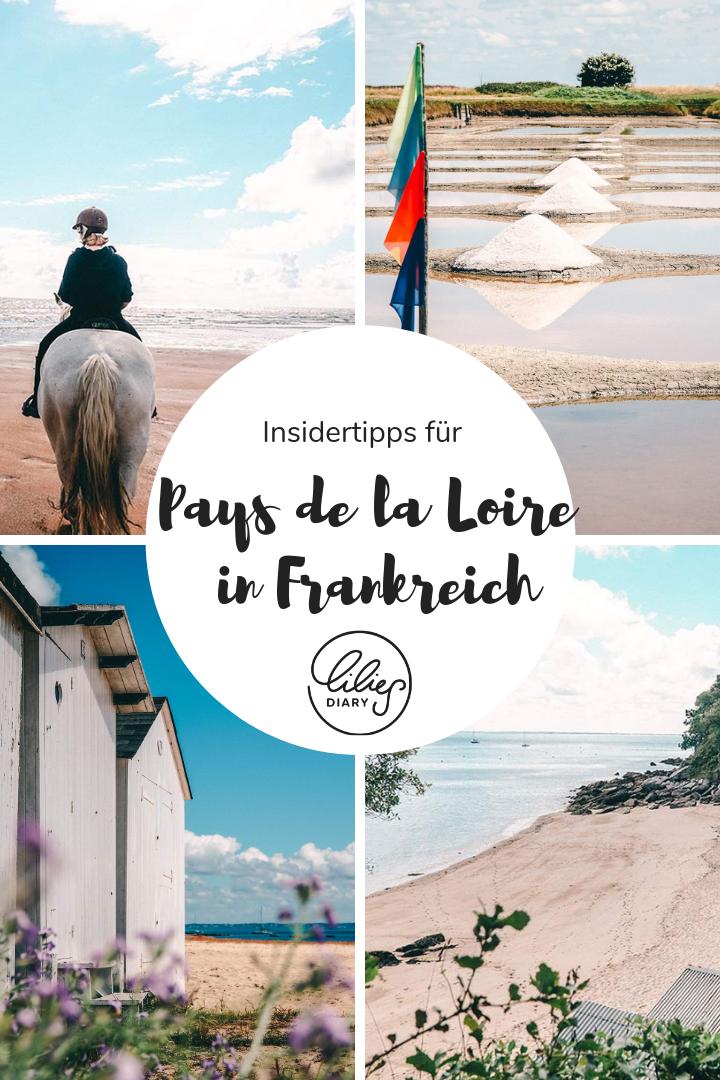 Tipps fuer Pays de la Loire