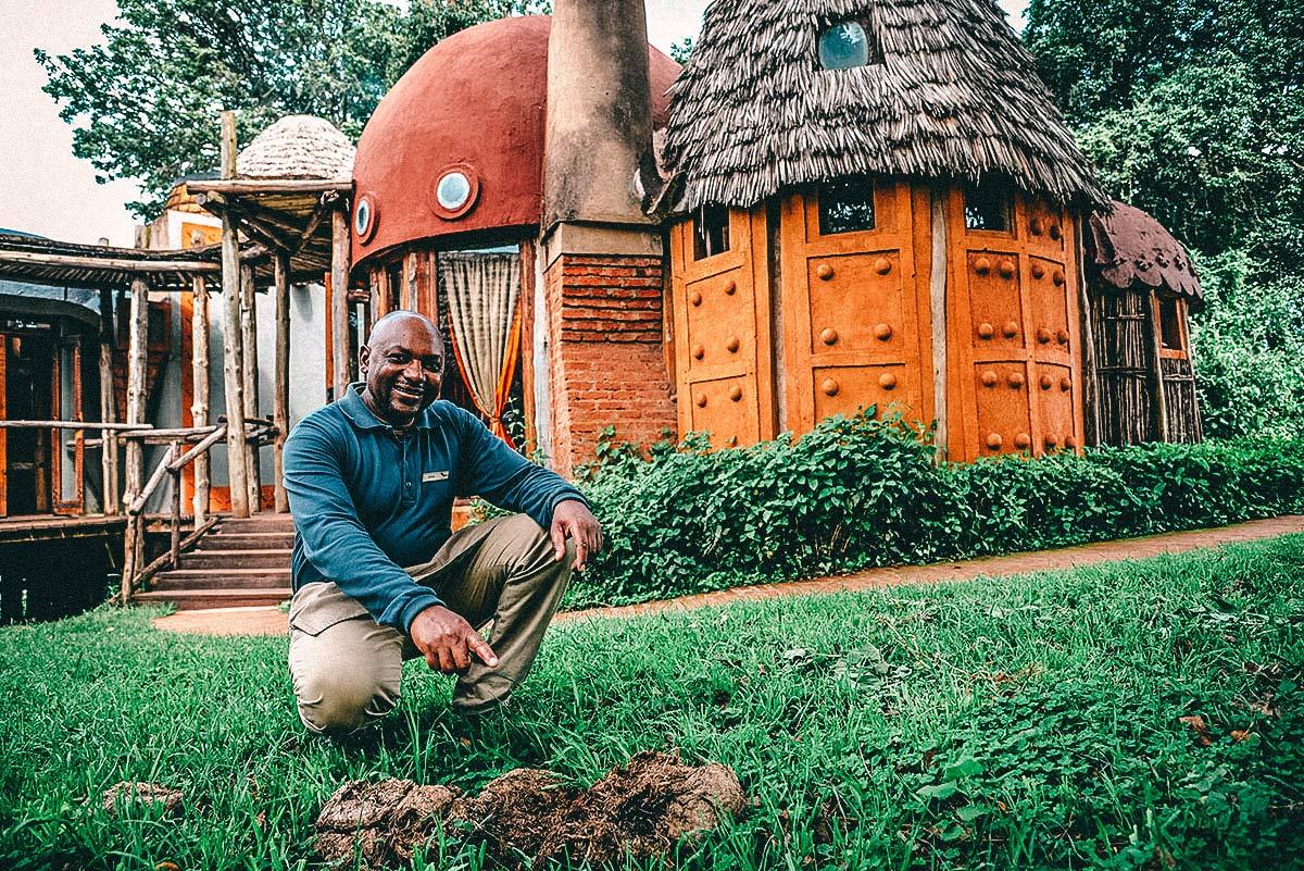 Unterkunft Tansania Ngorongoro Lodge