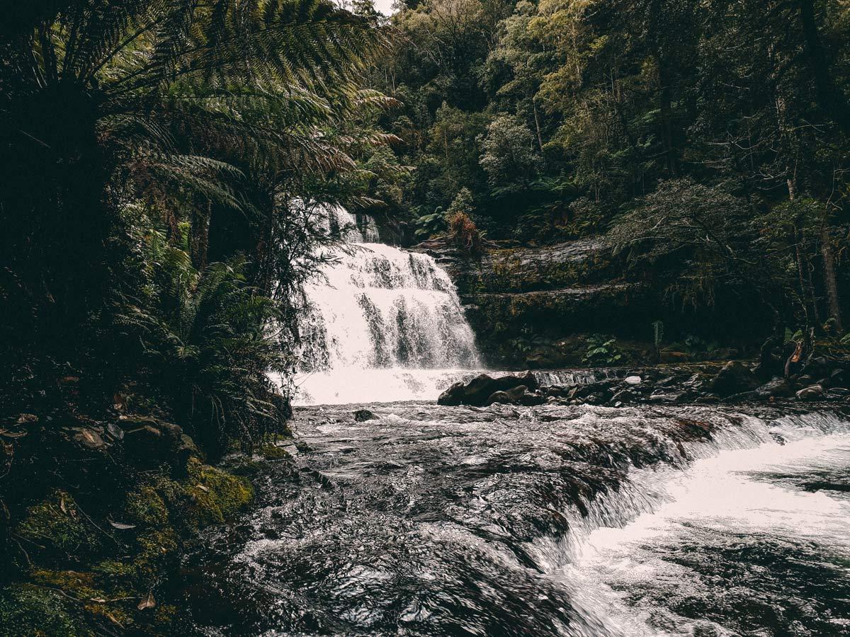 Wasserfaelle in Australien