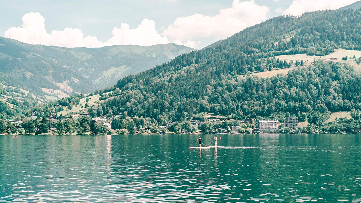 Zell am See SUP
