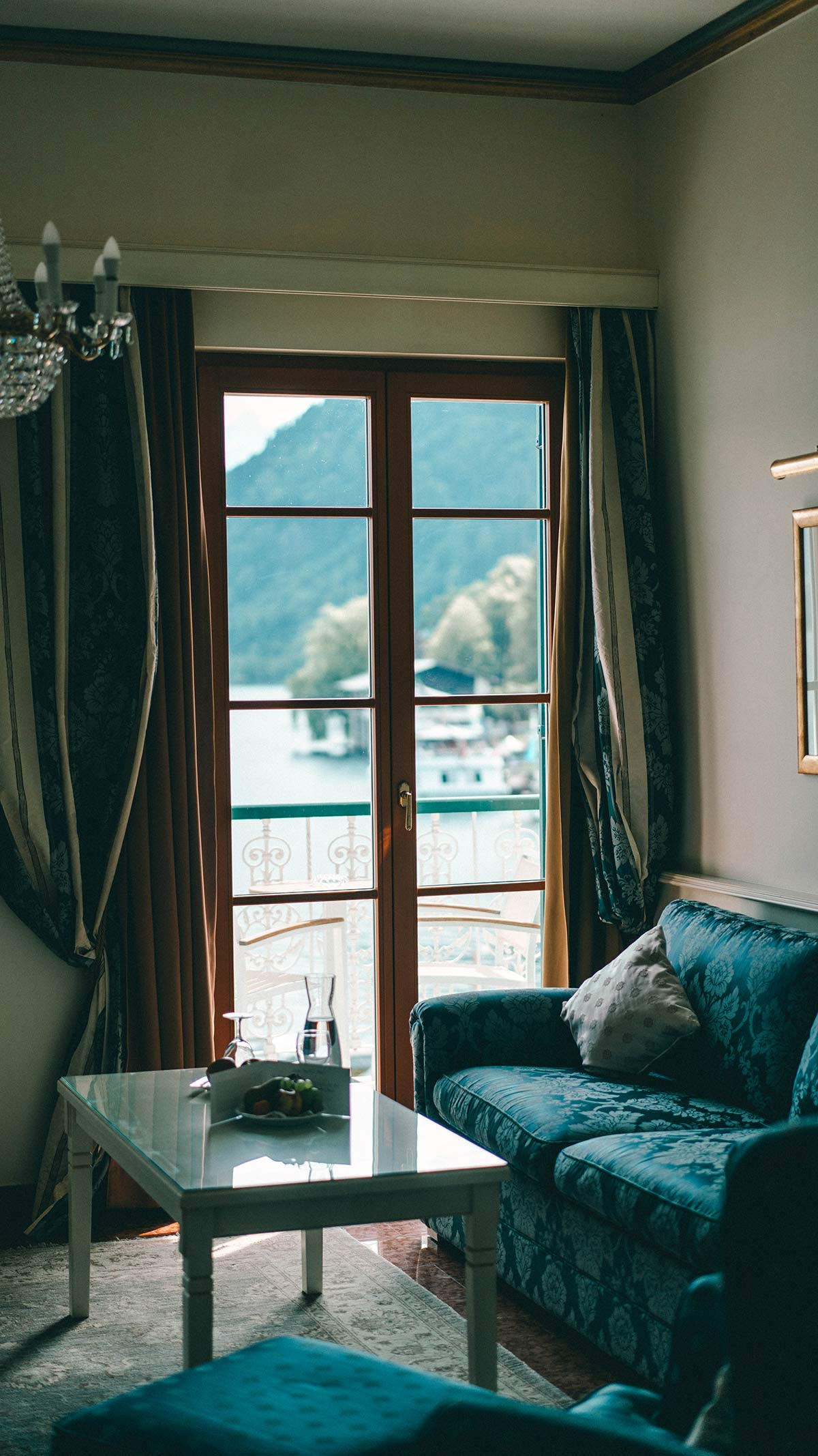 Zimmer Grand Hotel Zell am See
