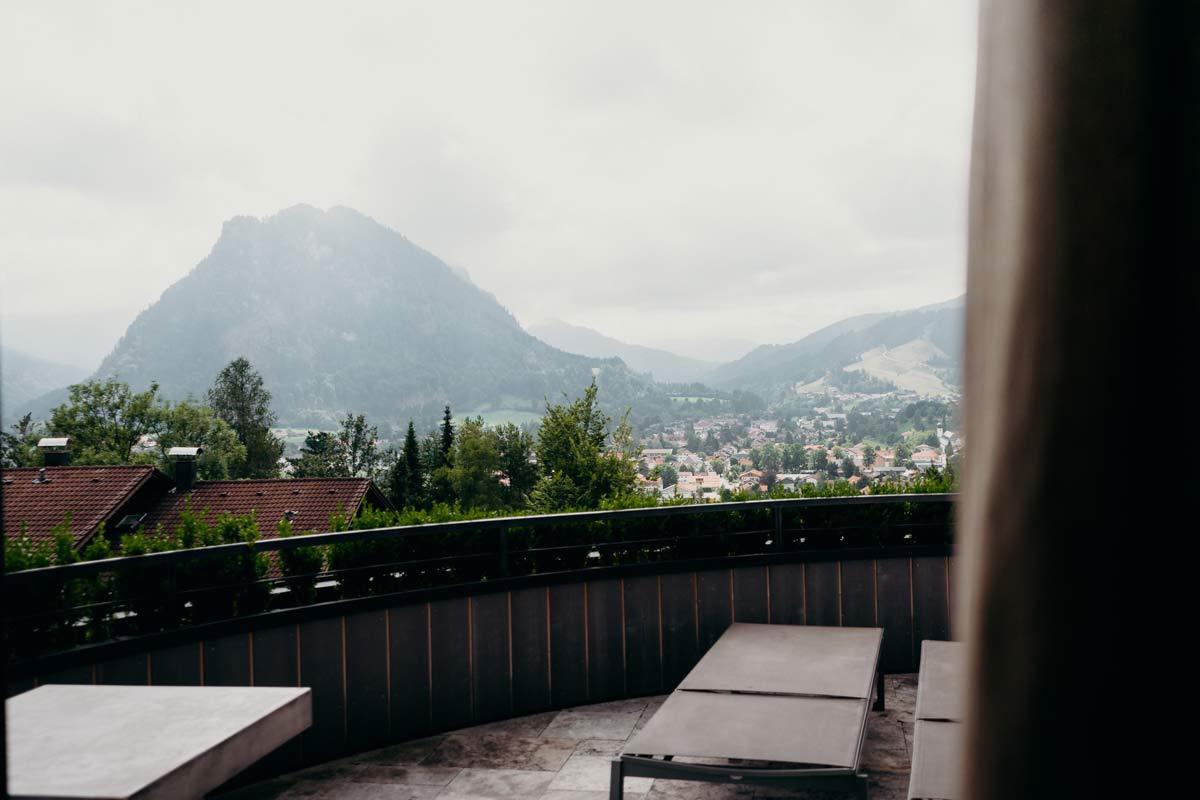 Aussicht Berg und Tal Lofts