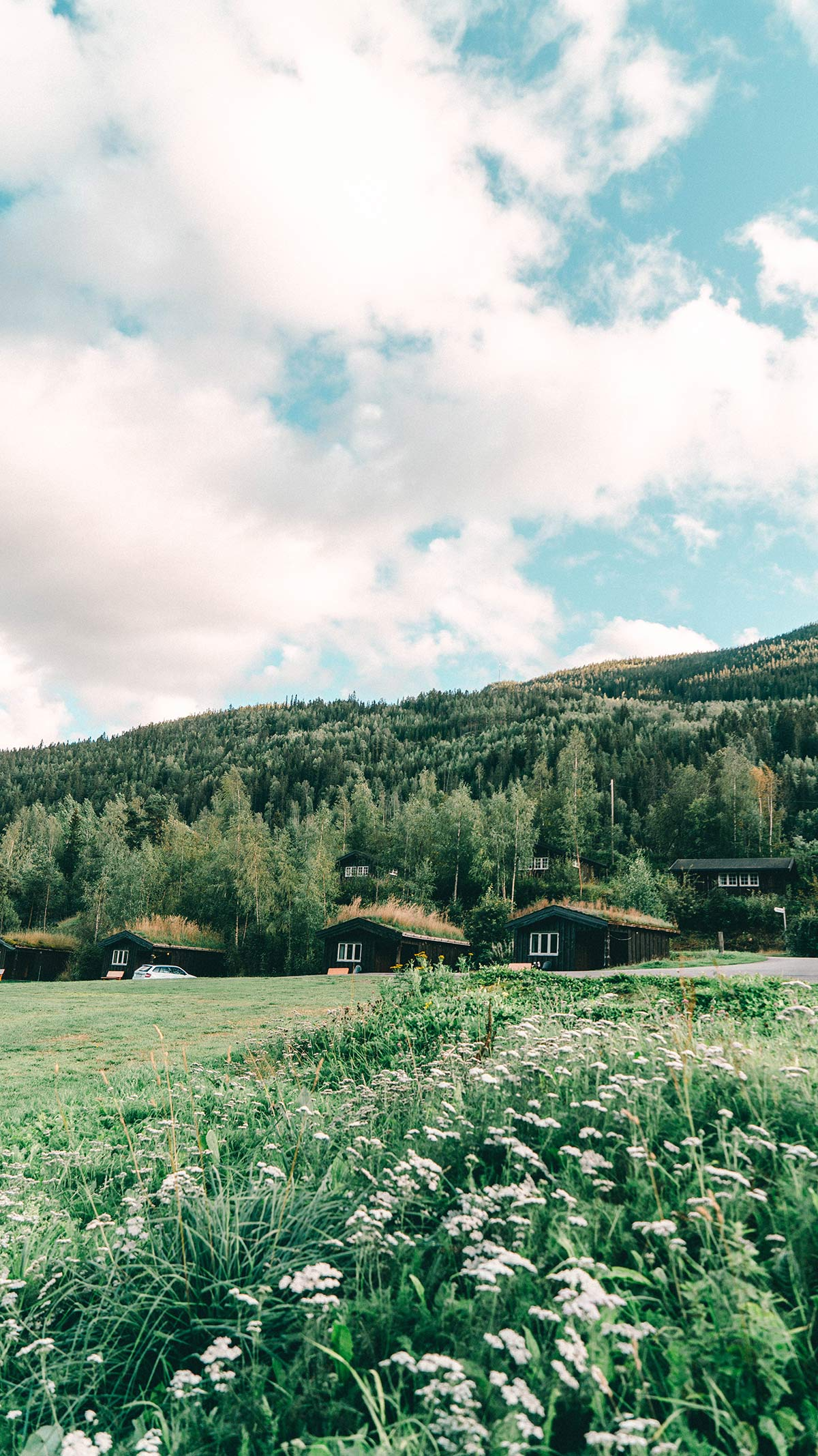 Campingplatz Otta Camping og Motell