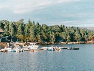 Campingplatz Vika Feriesenter