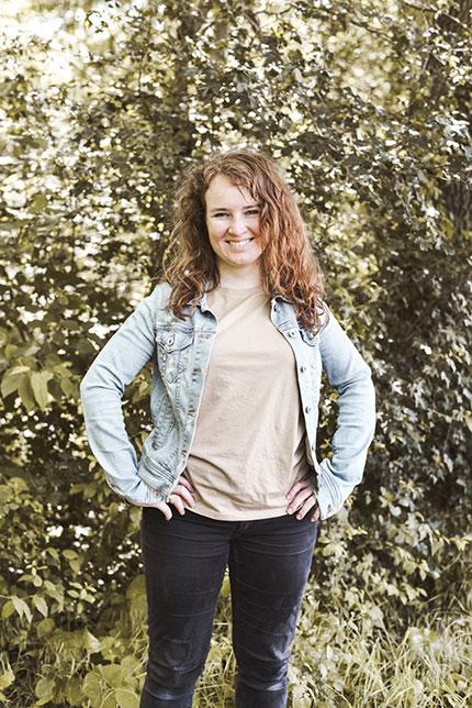 Christine Autorenfoto