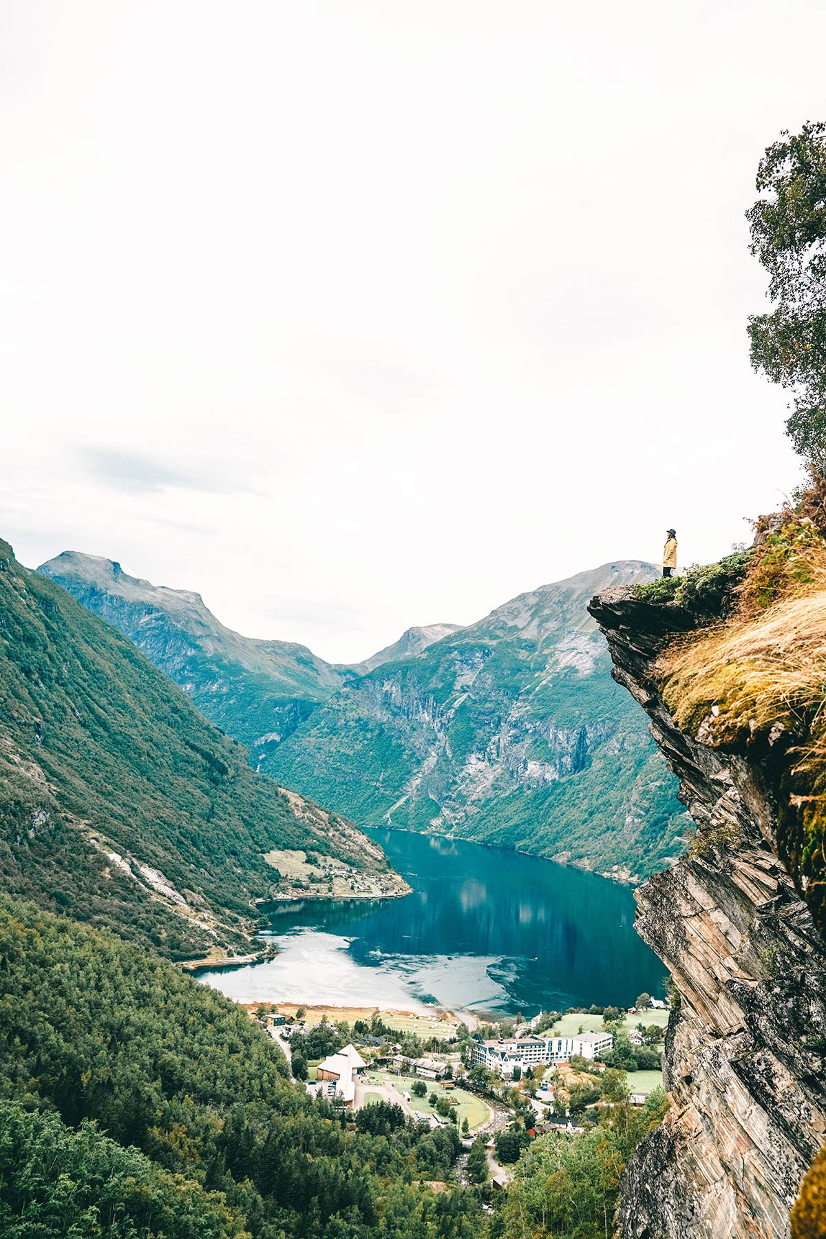 Geirangerfjord Fotomotiv