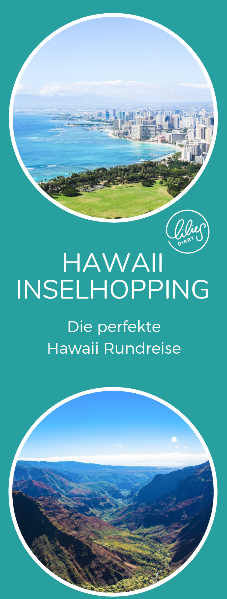 Hawaii Inselhopping