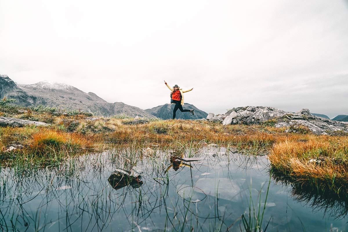 Litlefjellet Christine Neder