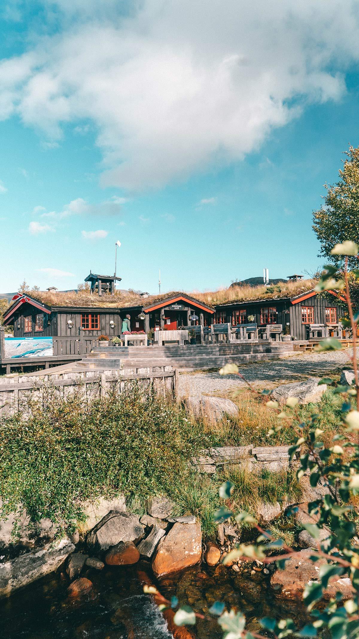 Mauvanger Campingplatz Norwegen