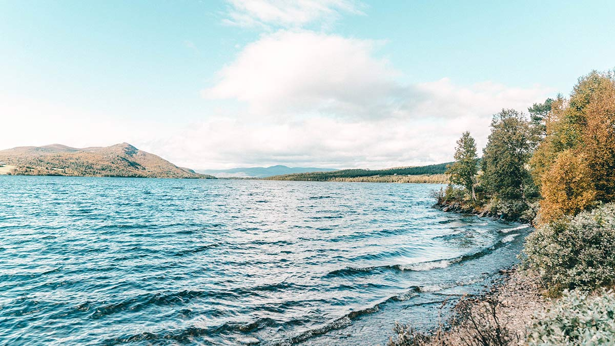 See Norwegen