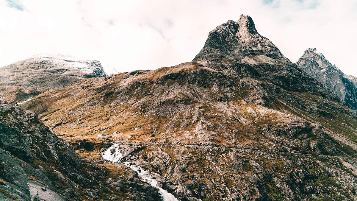 Trollstigen Bergstrasse