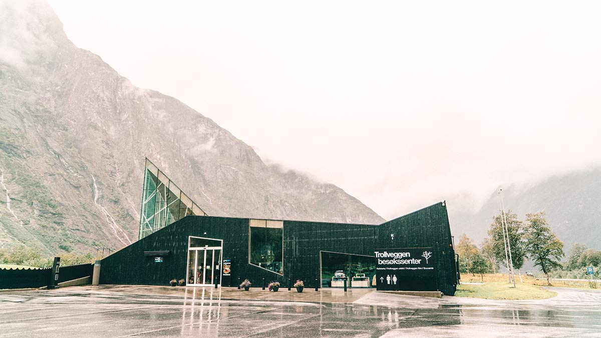 Trollveggen Besucherzentrum