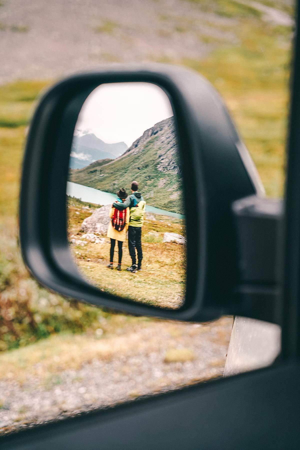 Wanderung Litlefjellet Norwegen