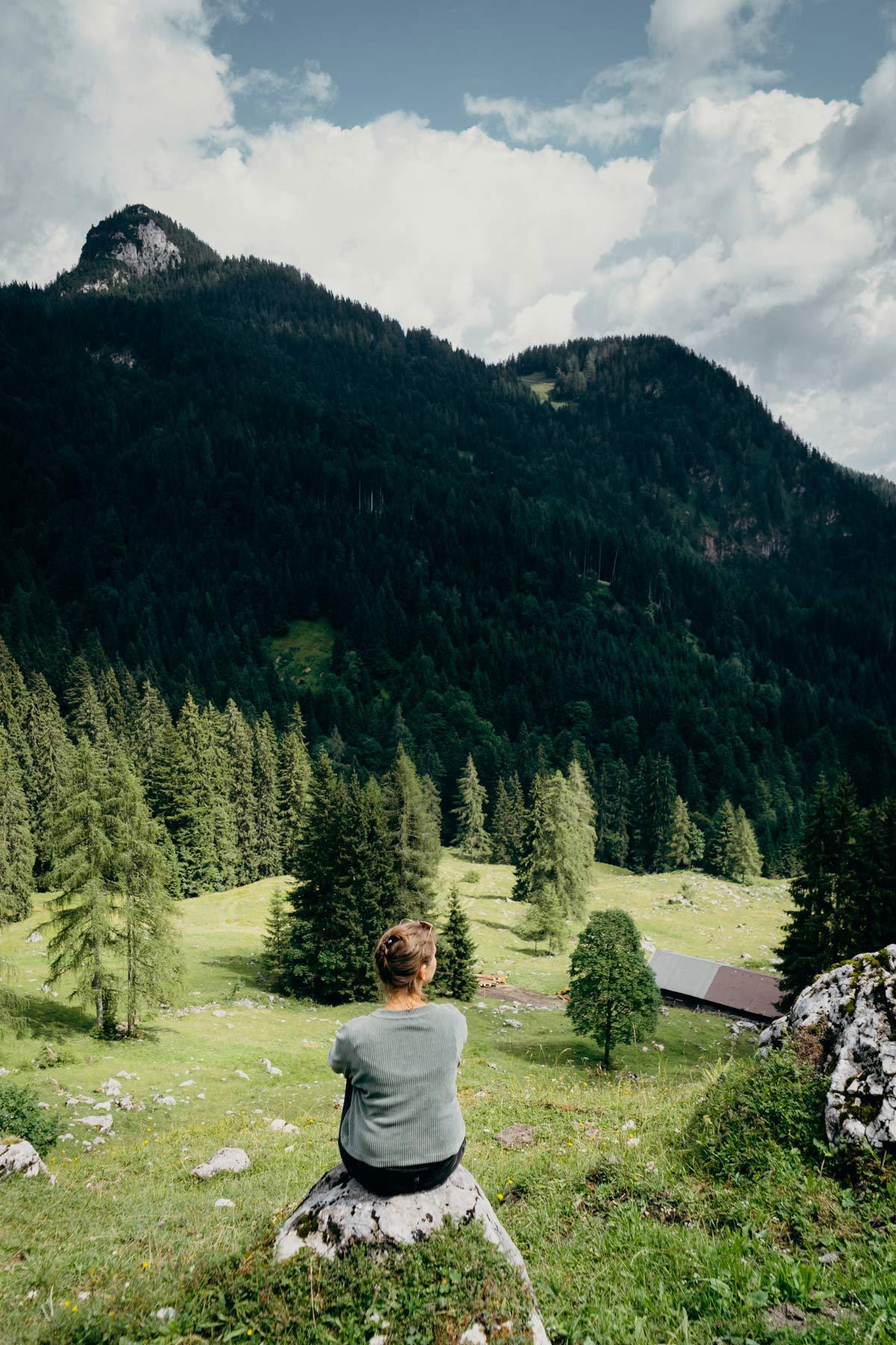 Wanderung Lofer Almwelt