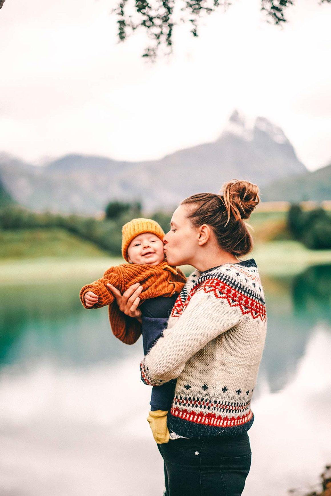 Elternzeit Roadtrip Norwegen