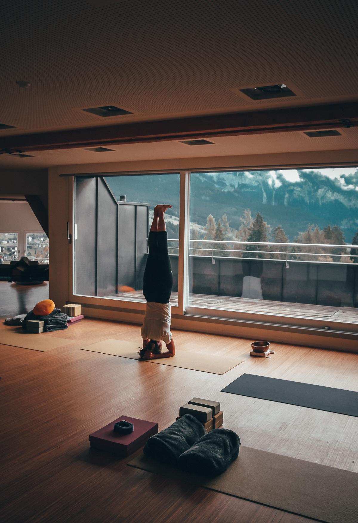 Yoga Flims