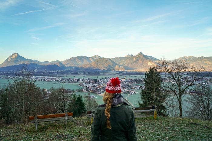 Roadtrips im Winter Kufstein