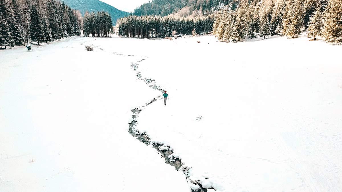 langental schneeschuh wandern wolkenstein