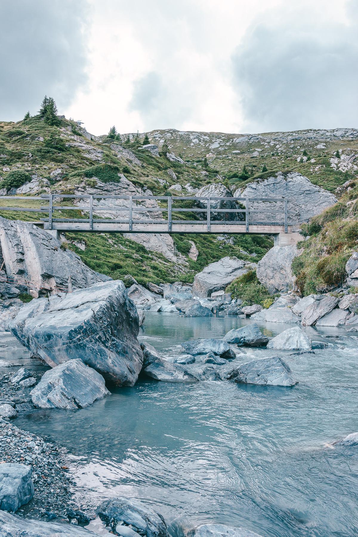 Fluss Flims