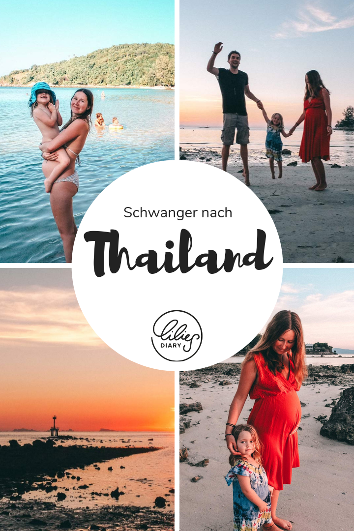 Schwanger in Thailand