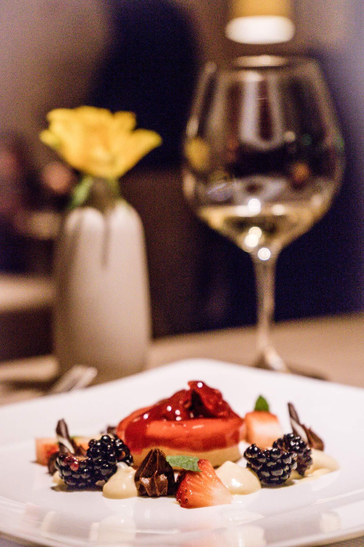 oesterreich tirol achensee hotel das kronthaler menu
