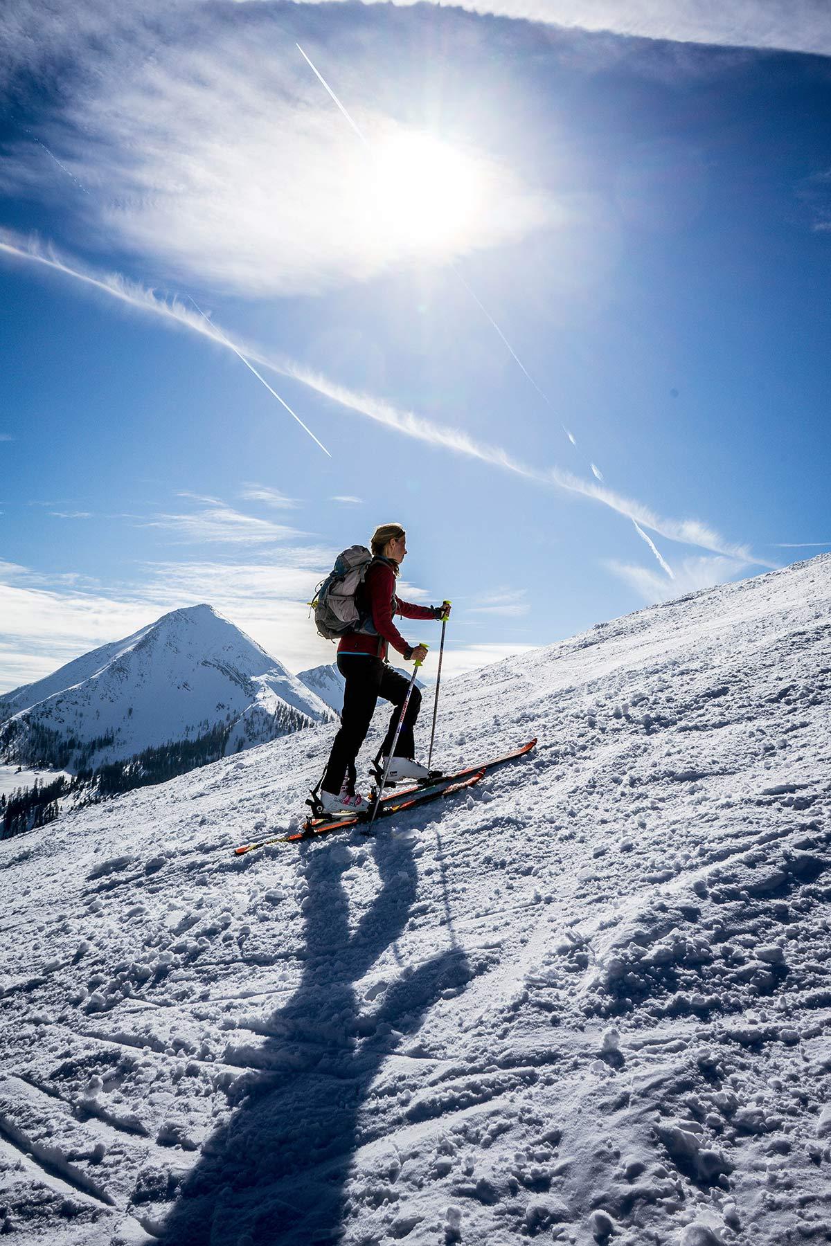 oesterreich tirol achensee skitour anstieg