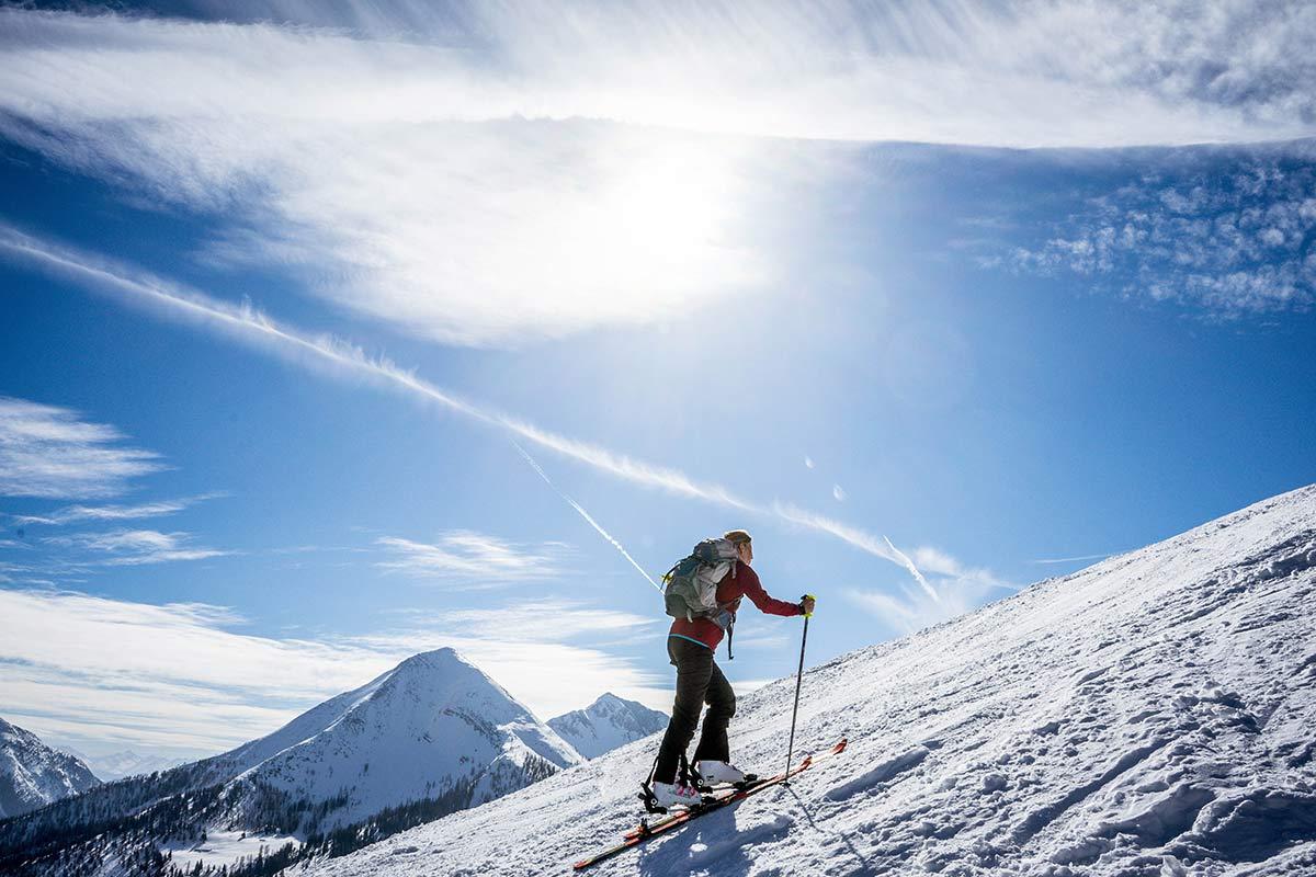 oesterreich tirol achensee skitour aufstieg