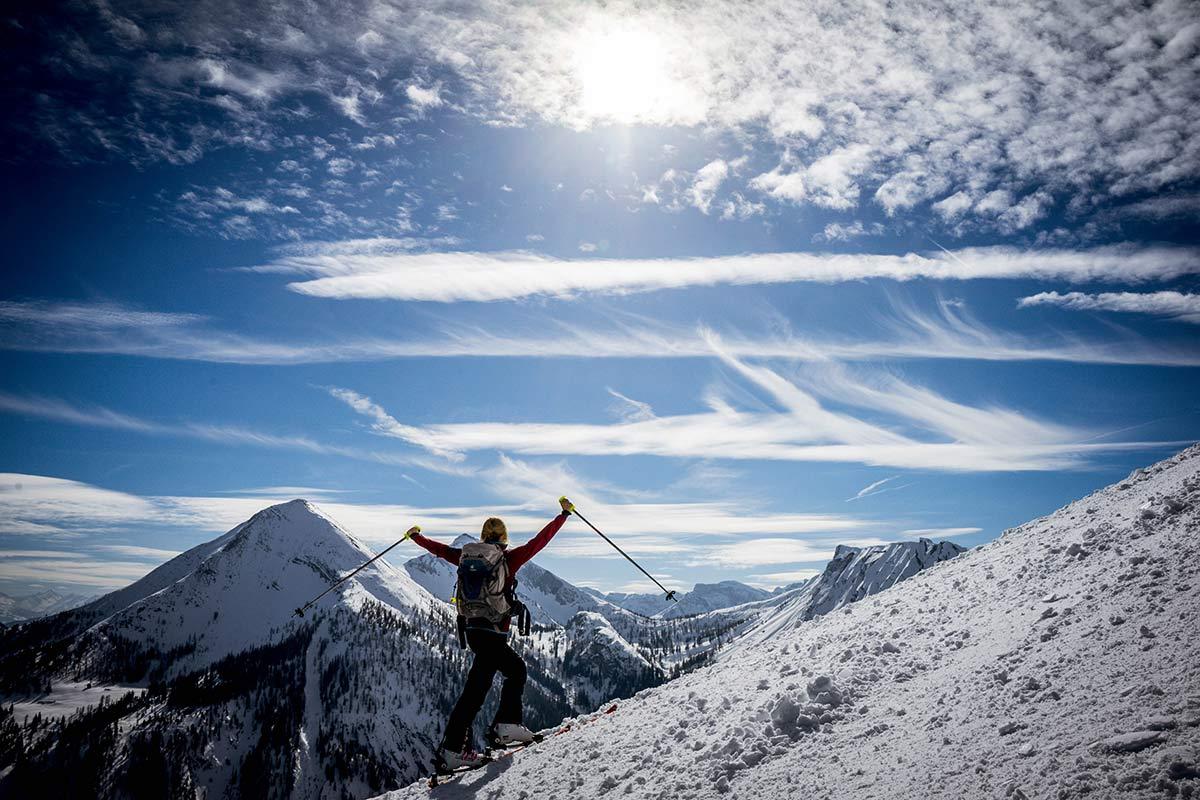 oesterreich tirol achensee skitour berglandschaft