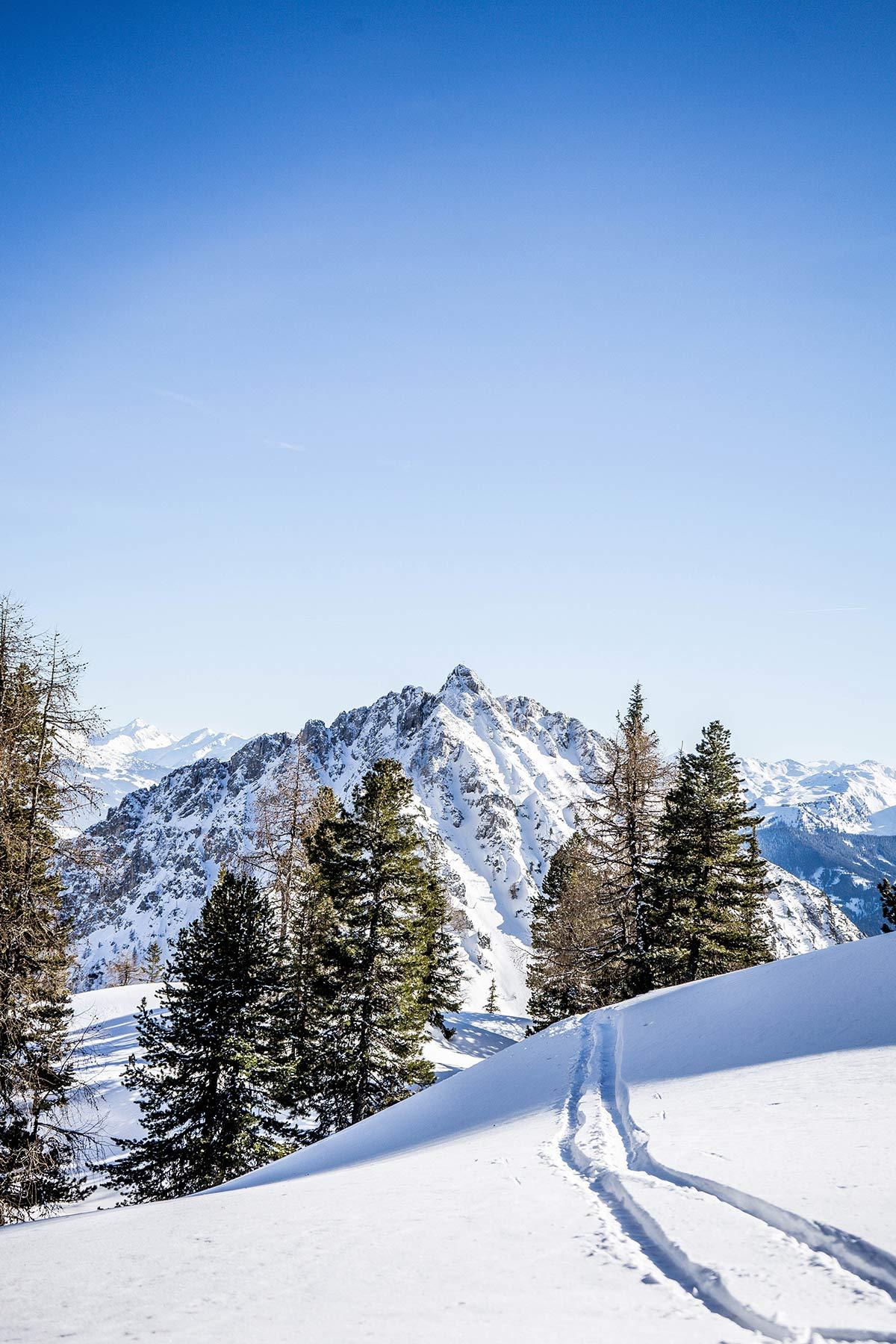 oesterreich tirol achensee skitour rofangebirge