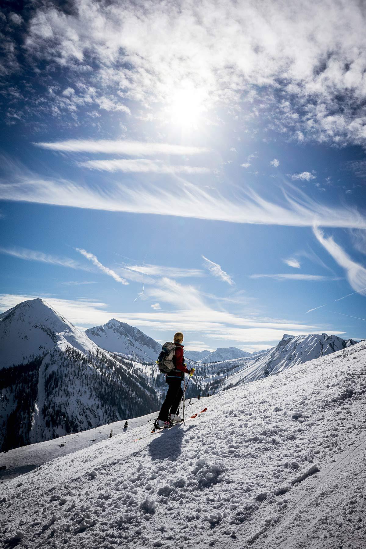 oesterreich tirol achensee skitour weitblick