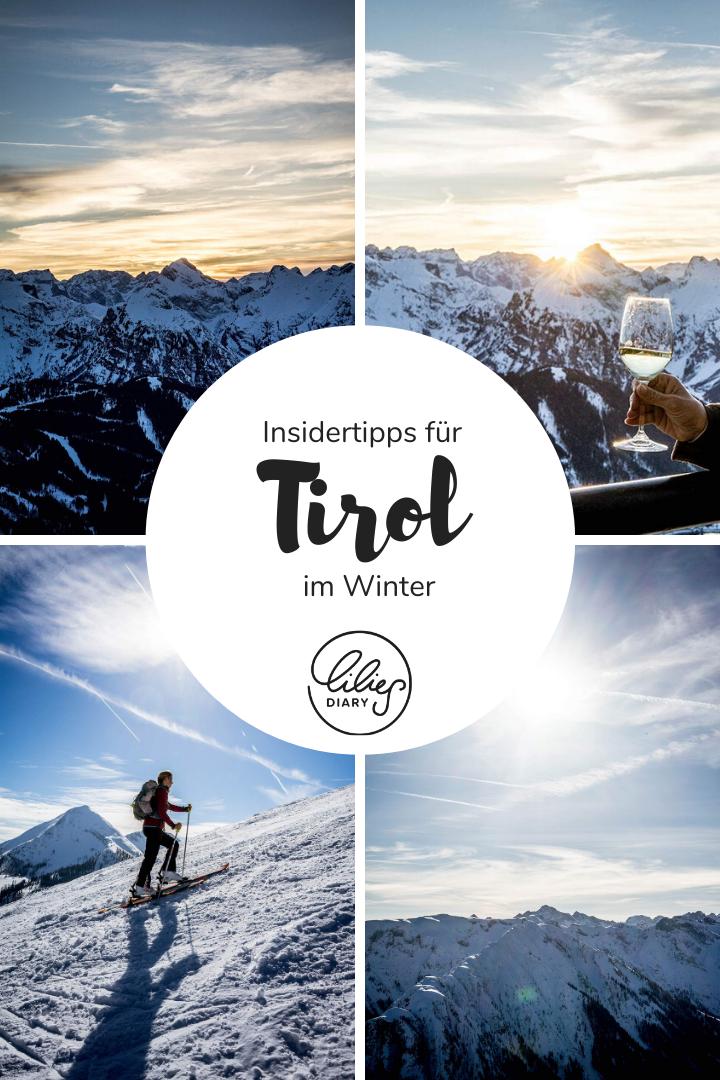 Tirol im Winter Tipps