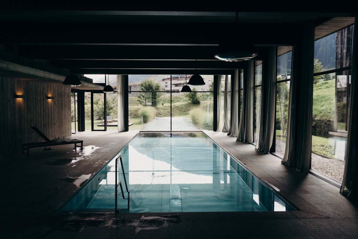 WIESERGUT Infinity Pool