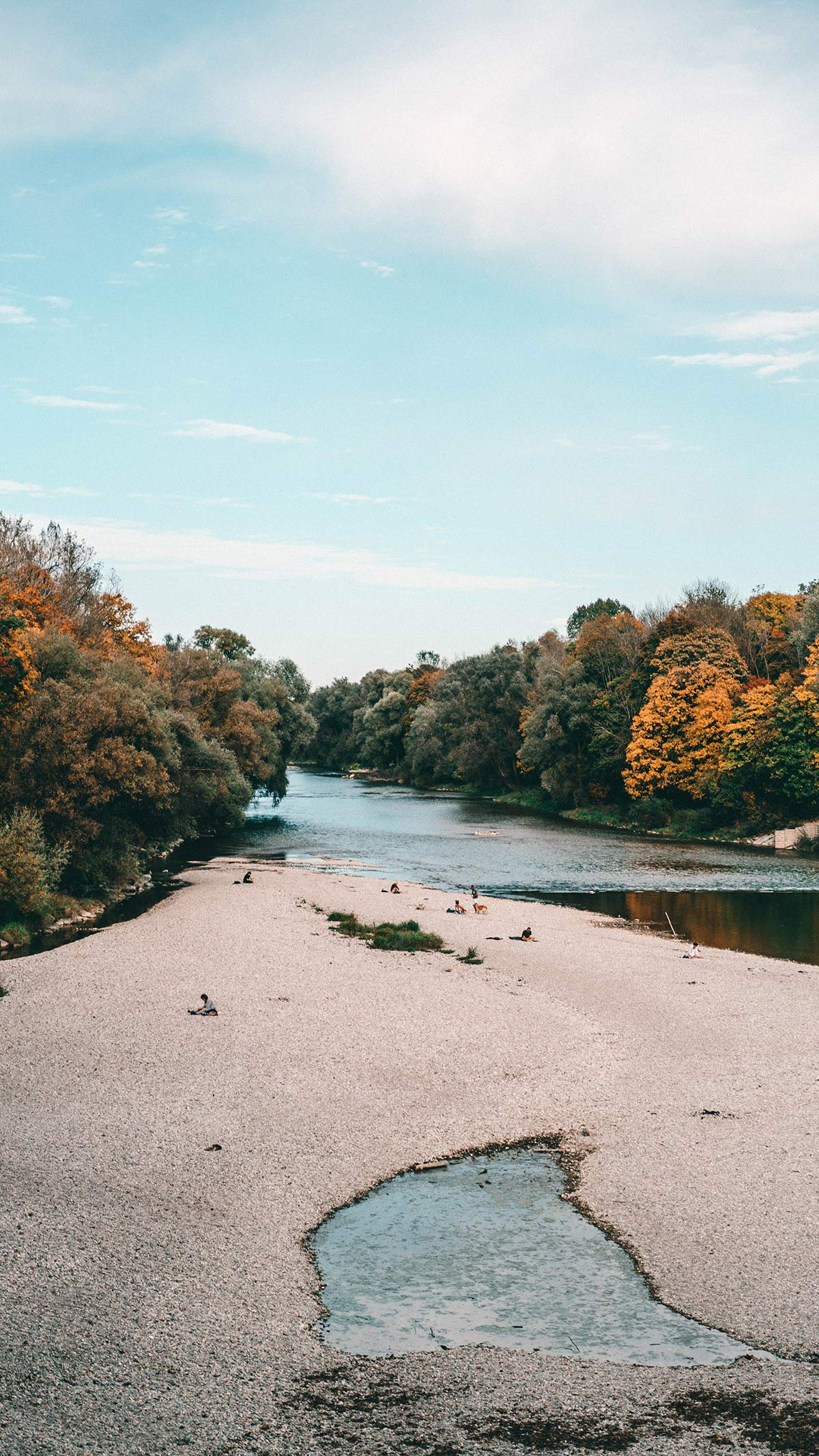 Isar Muenchen