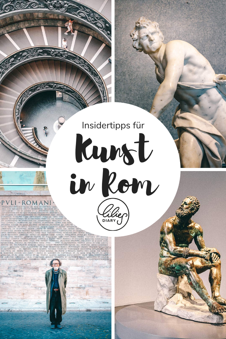 Kunst in Rom museen