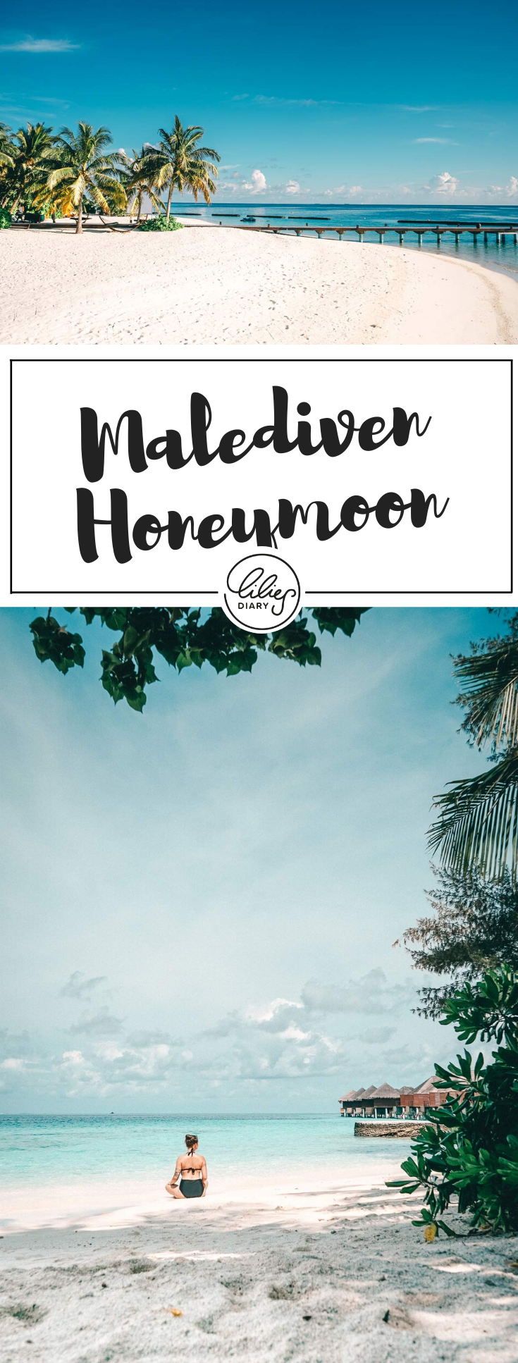 Malediven Honeymoon