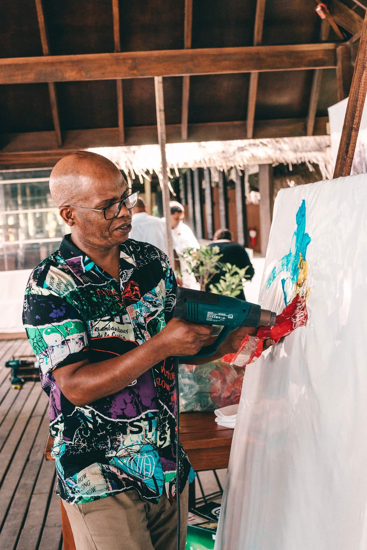 Mbongeni Buthelezi Workshop