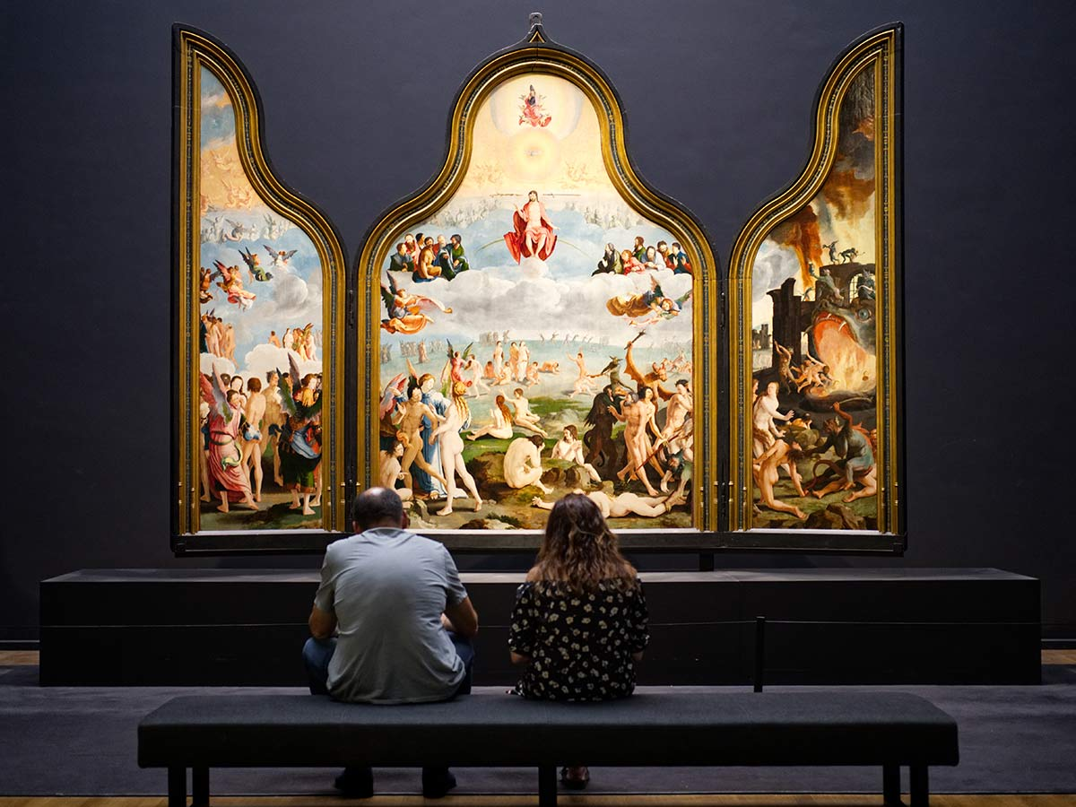 Rijksmuseum Amsterdam via unsplash