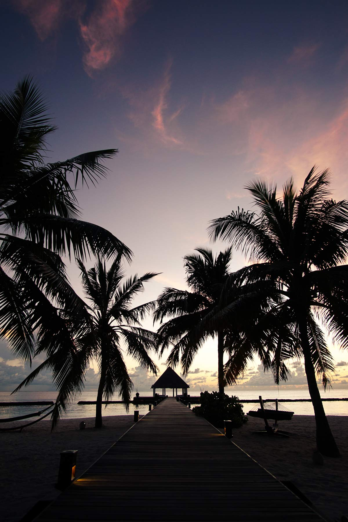 Sonnenuntergang Coco Bodu Hithi