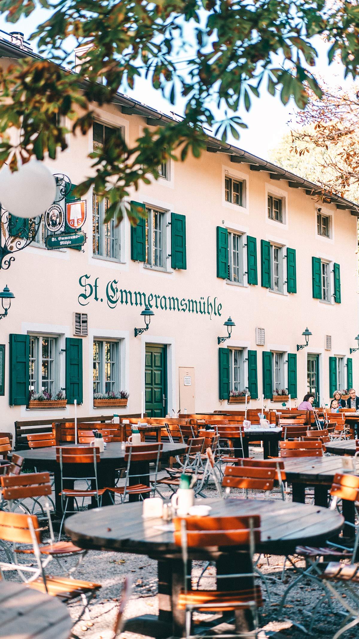 St. Emmeramsmuehle