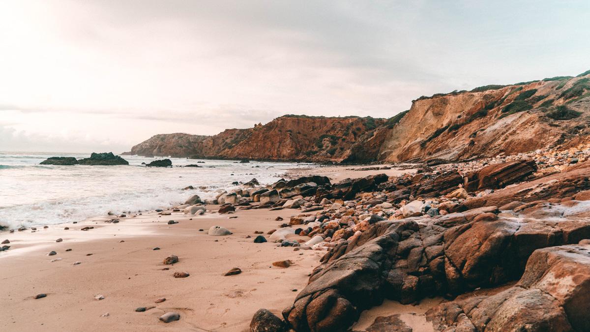 Amado Strand Portugal