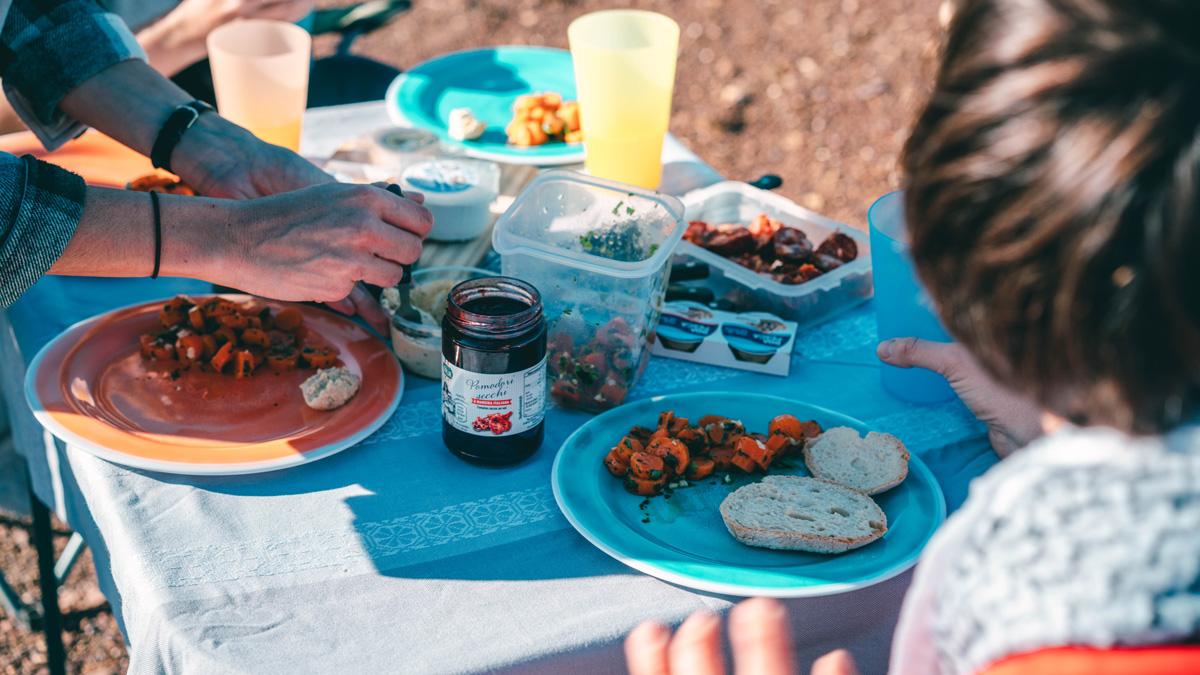 Essen Sandy Toes Algarve