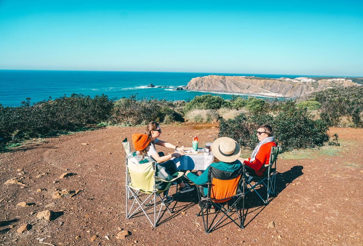 Picknick Jeeptour Sandy Toes Algarve