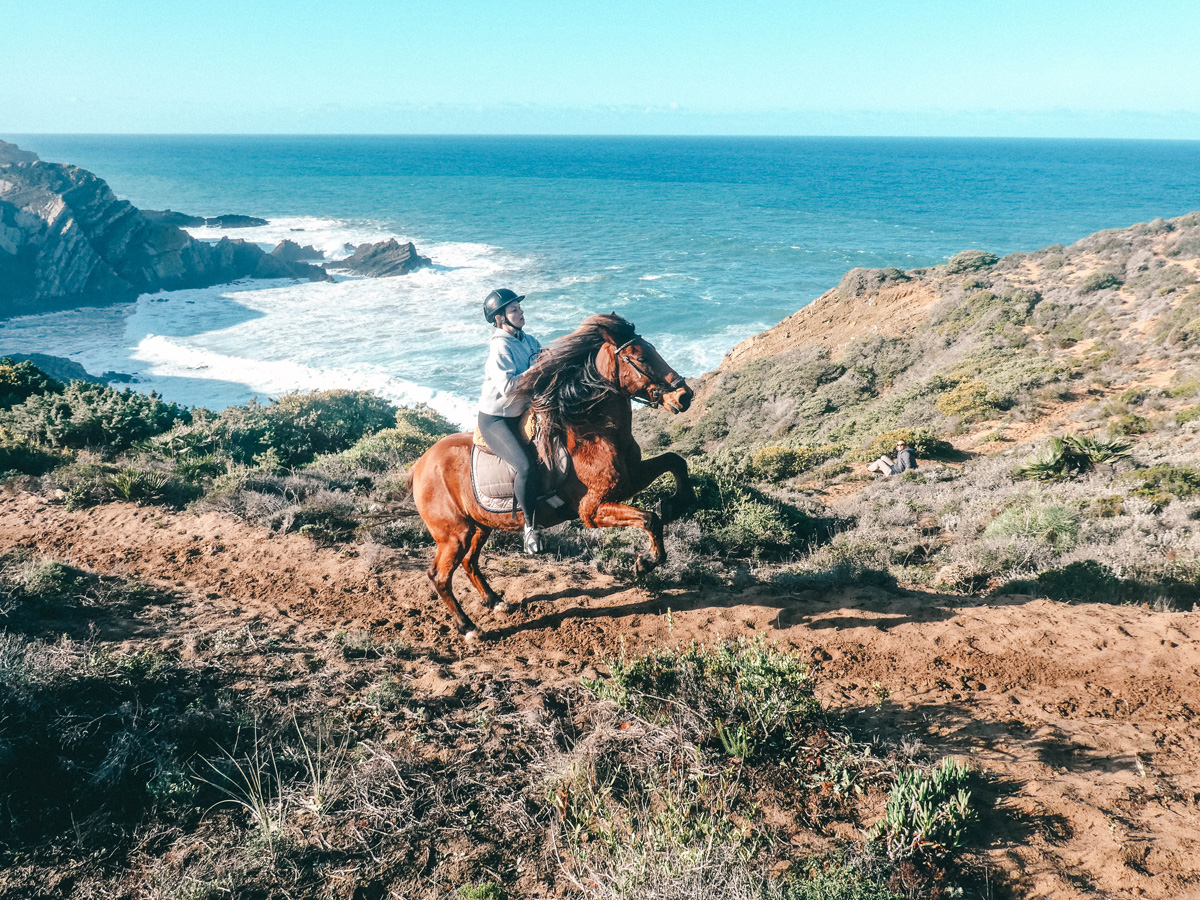 Reiten Algarve