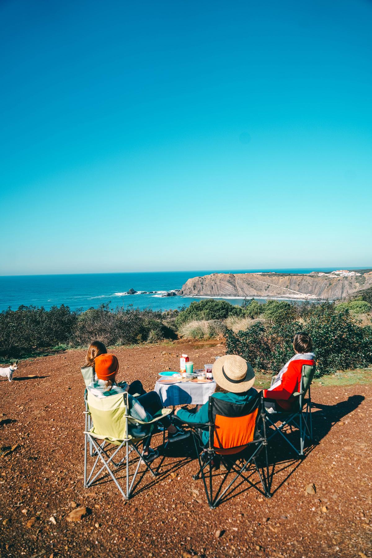 Sandy Toes Algarve Picknick
