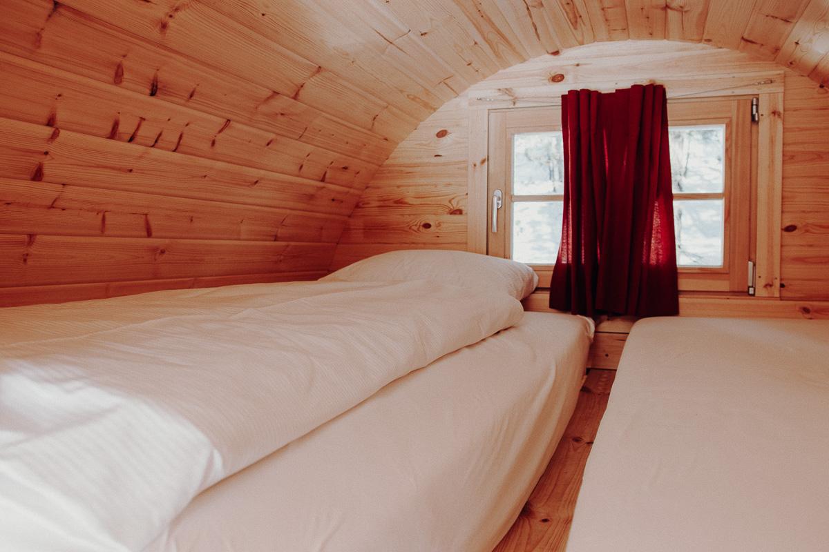 Camping Schweiz Winter